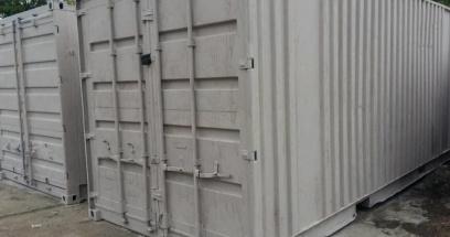 20 футовый контейнер
