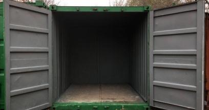 Контейнер 10 тонный Dry Cube (стандарт)