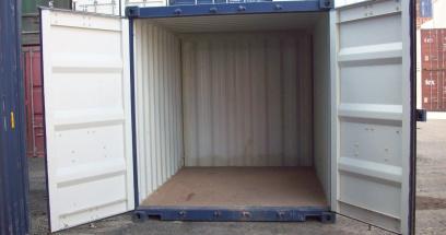 10 тонный морской контейнер
