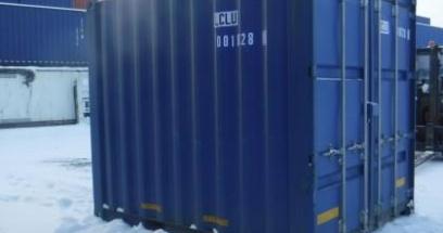Морской контейнер 10 тонн Dry Cube