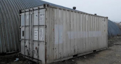 Морской контейнер 20 фут (High Cube)