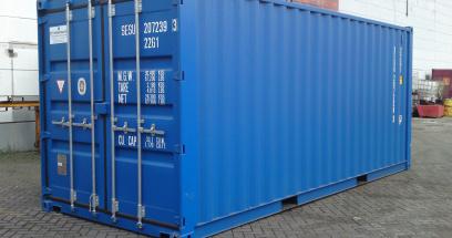 Морской контейнер 20 т (стандарт)