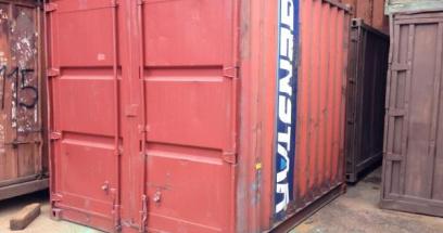 10 тонный высокий контейнер
