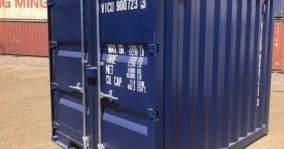 10-футовый морской контейнер HC